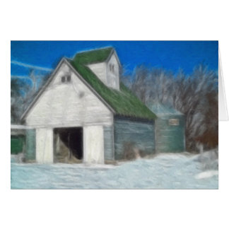 Corn Crib 5 Intense Oil Card