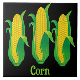 Corn Decorative Kitchen Tile