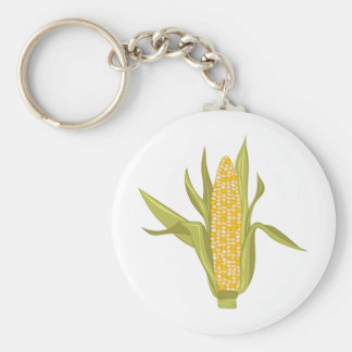 Corn Ear Key Ring