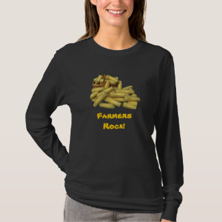 Corn Farmers Rock! T-Shirt