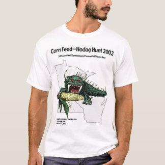 Corn Feed Hodag Hunt 2002 T-Shirt