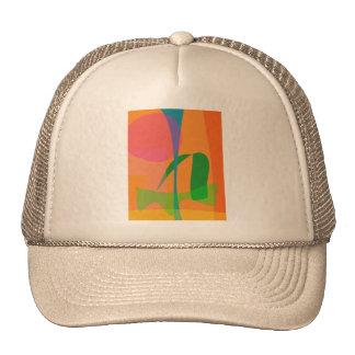 Corn Field Sundown Mesh Hat
