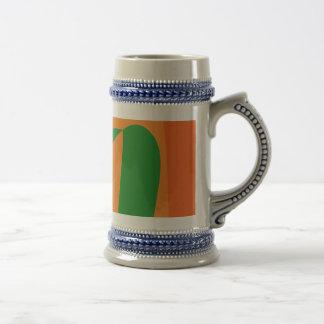 Corn Field Sundown Coffee Mugs