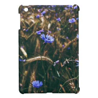 Corn Flower in Field iPad Mini Covers