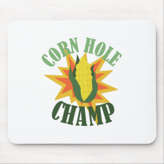 Corn Hole Champ Mouse Pad