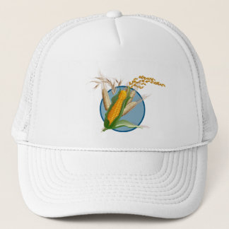CORN HUSK TRUCKER HAT