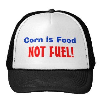 Corn is Food, NOT FUEL! Mesh Hat