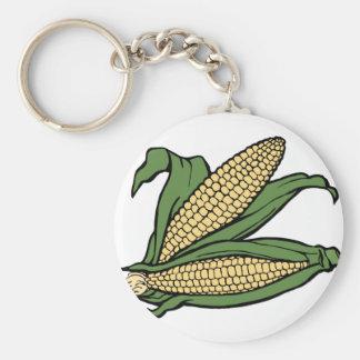 Corn Key Ring