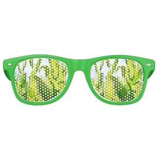 Corn leaves retro sunglasses