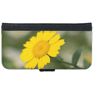 Corn Marigold iPhone 6 Wallet Case