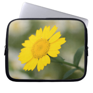Corn Marigold Laptop Sleeve