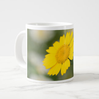 Corn Marigold Large Coffee Mug
