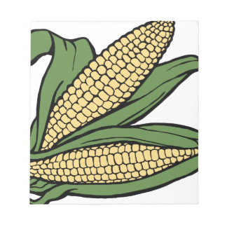 Corn Notepad