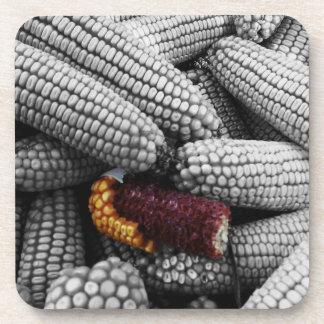 Corn On The Cob Color Splash Coaster