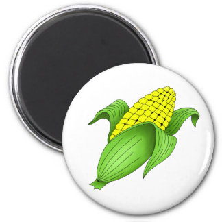 Corn On The Cob Magnet