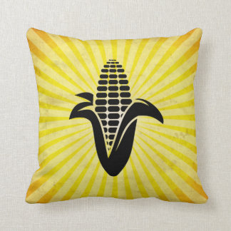 Corn on the Cob; Yellow Cushion
