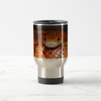 Corn Snake Travel Mug