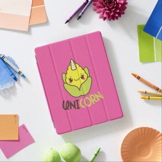 Corn Unicorn iPad Cover