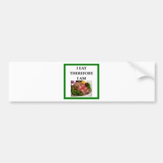 corned beef bumper sticker