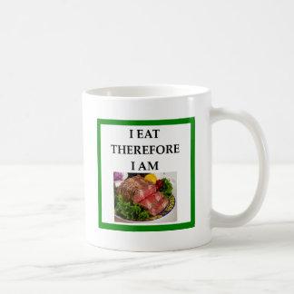 corned beef coffee mug