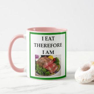 corned beef mug