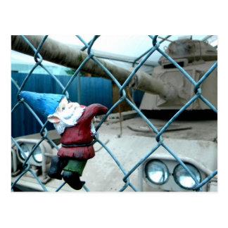 Corneliuss New Tank Postcards