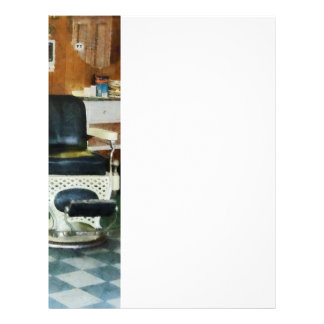 Corner Barber Shop 21.5 Cm X 28 Cm Flyer