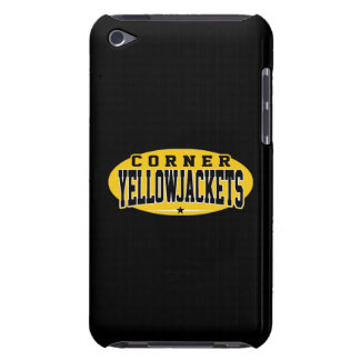 Corner High School Yellowjackets Barely There iPod Case