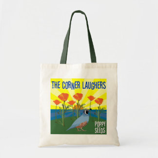 Corner Laughers - Poppy Seeds Tote Bag