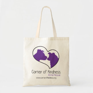 Corner of Kindness Budget Tote