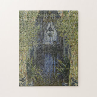 Corner of the Apartment by Claude Monet Jigsaw Puzzle