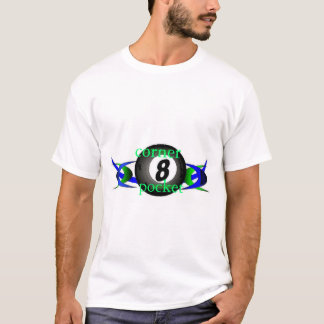 Corner Pocket Logo T-Shirt