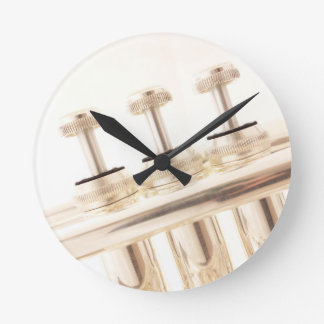 Cornet Valves Clock