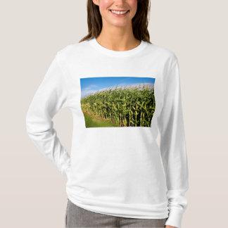 cornfield and sky T-Shirt