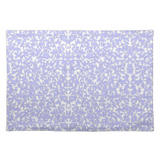 Cornflower Blue Lace Placemat