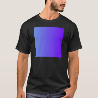 CornflowerBlue to ElectricIndigo Vertical Gradient T-Shirt