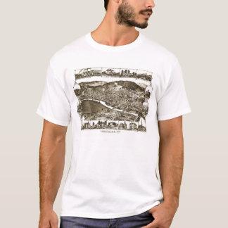 Corning, New York - 1882 T-Shirt