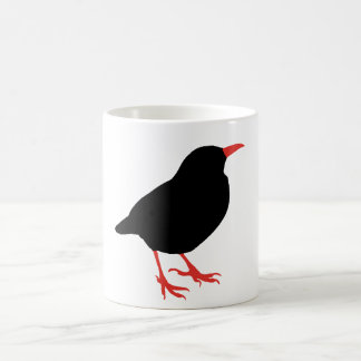 Cornish Chough Mug