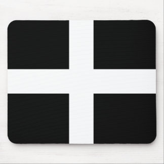 Cornish Flag Mouse Pad
