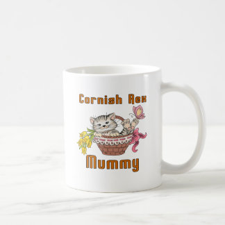 Cornish Rex Cat Mom Coffee Mug