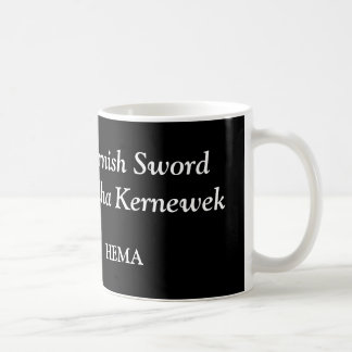 Cornish Sword wrap mug