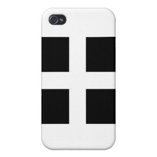 cornishslang cornwall kernow flag iPhone 4 cases