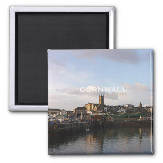 Cornwall England Photo Souvenir Fridge Magnet