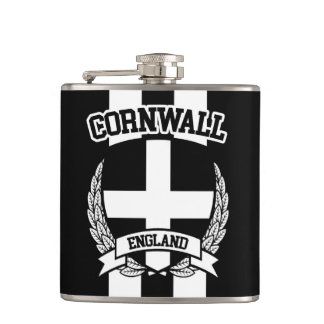 Cornwall Hip Flask