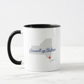 Cornwall-on-hudson New York NY Shirt Mug