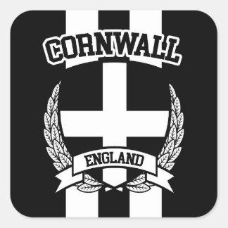 Cornwall Square Sticker