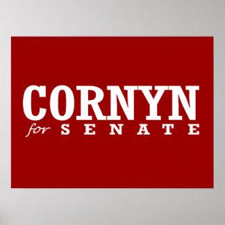 CORNYN FOR SENATE 2014 POSTER