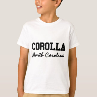 Corolla North Carolina T-Shirt