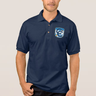 Corona Chaos Mens Polo Shirt