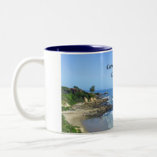 Corona Del Mar California Coast Mug